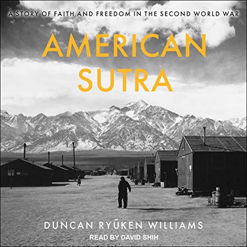 American Sutra audiobook cover art
