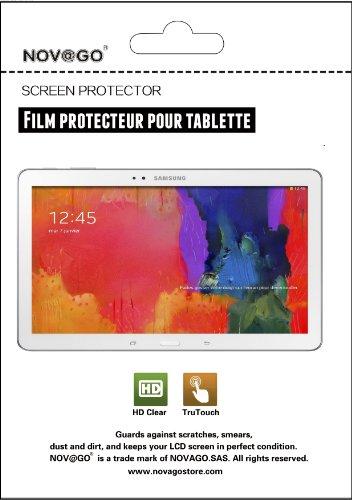 [2-Pack] NOVAGO® Clear Schutzfolie für Samsung Galaxy Tab Pro 12.2'' / Galaxy Note Pro 12.2'' Bildschirmschutz Screen Protector