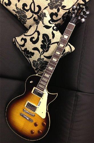 FGN FGLS20HD Neo Classic LS 20 Heritage Gitarre darkburst