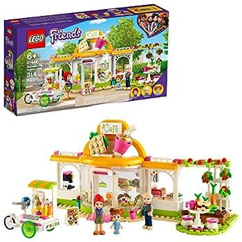 LEGO Friends Heartlake City Organic Café 41444 Building Kit  Modern Living Set for Kids Comes Friends Mia New 2021  314 Pieces