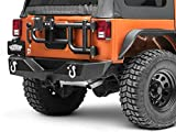 RED ROCK Tire Carrier Swing Out 4x4 HD for OEM Tail...