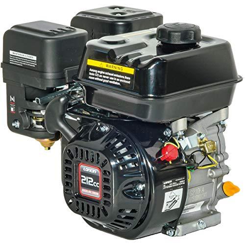 Loncin Motore a Benzina 4T MOD. G210 Fa-T/Q | 7HP 212cc Albero Cilindrico D.19,05