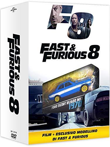 Fast & Furious 8 (Hot Wheels) ( DVD)