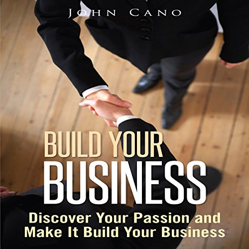 Build Your Business audiobook cover art