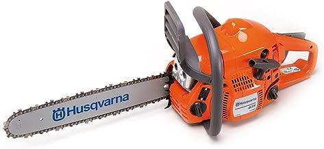Husqvarna 435 16-Inch 40.9cc 2 Stroke Gas Powered Chain Saw (Certified Refurbished)