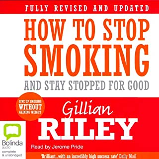 How to Stop Smoking and Stay Stopped for Good cover art
