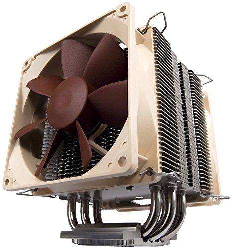 Noctua NH-U9B SE2, Dissipatore di Calore di Qualità Premium per CPU (92 mm, Marrone)