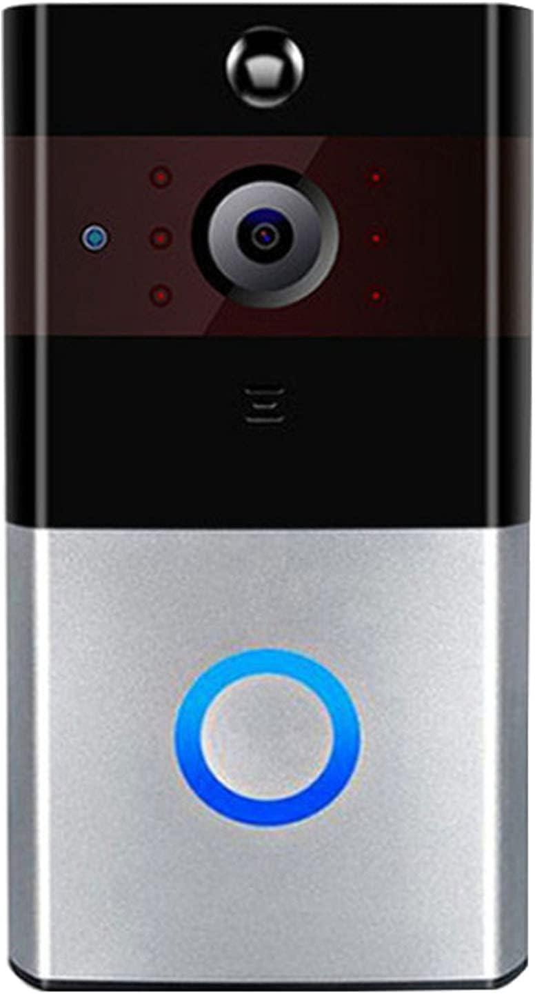Wireless Doorbell 待望 Smart Video Door 720P H 格安激安 Phone