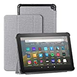 Foluu - Funda para tablet Kindle Fire HD 8 y Fire HD 8 Plus (10ª generación, versión...