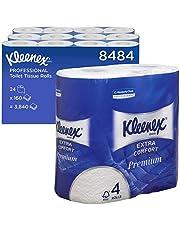 Kleenex 8484 toiletpapierrollen (klein), 160 vellen per doos, 6 stuks