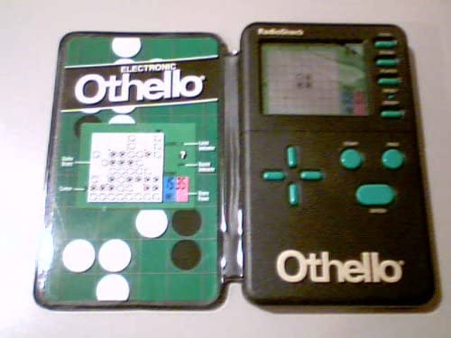 Tandy Corporation Radio Cheap Shack low-pricing Electronic LCD Othello Hand-