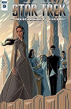 Star Trek Boldly Go #9