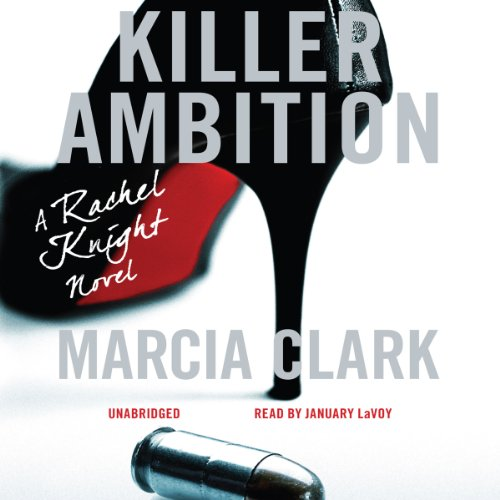 Killer Ambition audiobook cover art