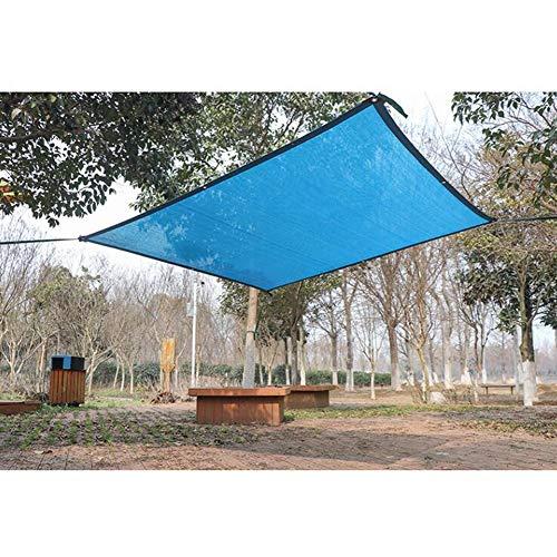 GuoWei - Funda de malla con ojal para plantas de jardín (70 %), personalizable, A, 8x10m