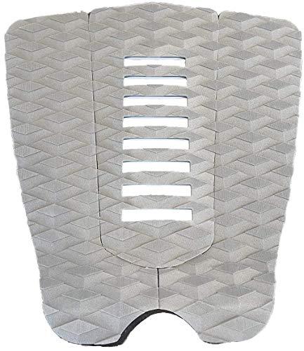 Liquida Traction Grip Tail Pad 3M - Almohadilla para tabla de surf, color gris