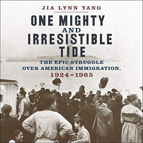 One Mighty and Irresistible Tide cover art