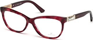 SWAROVSKI for Woman sk5091 - 056، Designer Eyeglasses Caliber 56