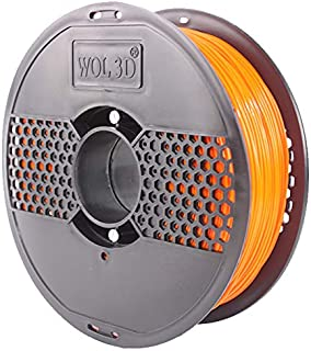 WOL 3D Filaments (Flurosent Orange)