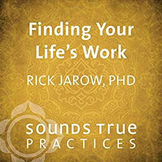 Finding Your Life's Work cover art
