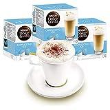 Nescafé Dolce Gusto Lot de 3 Paquets de Tasses à Cappuccino Ice, café, café glacé, Capsules de café, Capsules de café