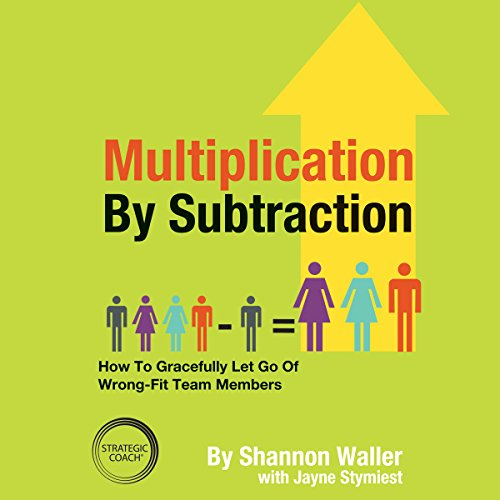 Multiplication by Subtraction audiobook cover art