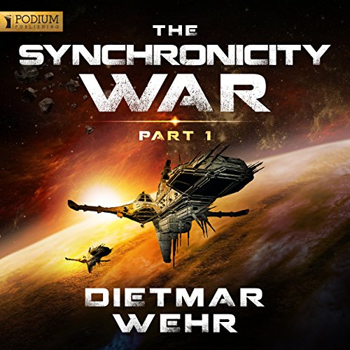 The Synchronicity War, Part 1 cover art