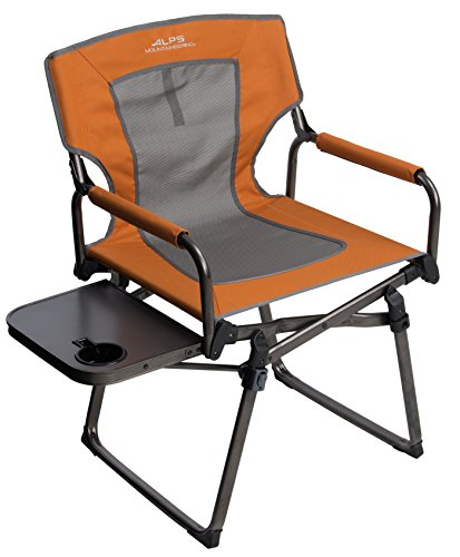 ALPS Mountaineering Campside Chair, Rust, One Size, Model: 8113705