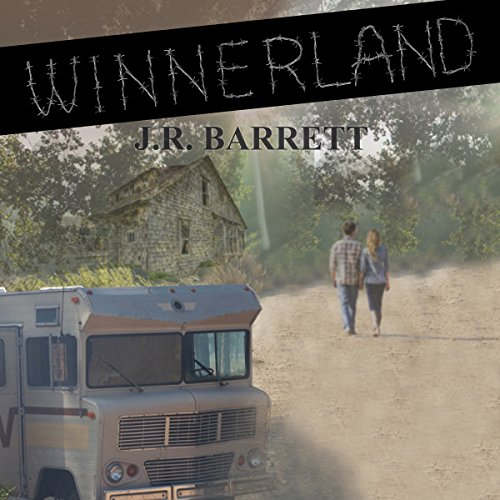 Winnerland audiobook cover art