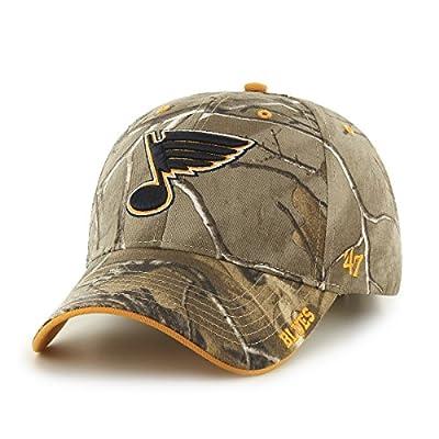 NHL unisex Realtree Frost '47 MVP Adjustable Hat