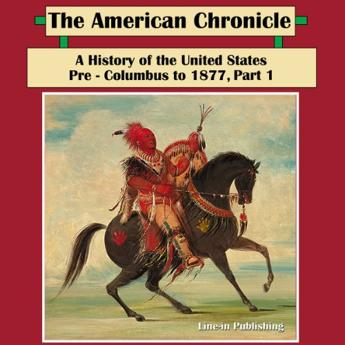 The American Chronicle audiobook cover art