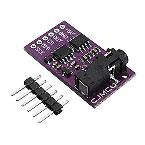 hgbygvuy Modulo sensore cutaneo CJMCU-6701 GSR Pelle Parallel SPI 3.3 V / 5V CJMCU - Prodotti Che funzionano con Tavole prescritte S
