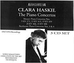 Clara Haskil: The Piano  Concertos - 1947-54 Recordings