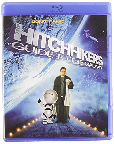 Top New The Hitchhiker's Guide to the Galaxy [Blu-ray]