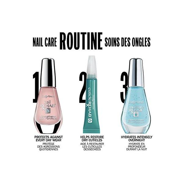 Beauty Shopping Sally Hansen Treatment Cuticle Rehab 0.29 oz