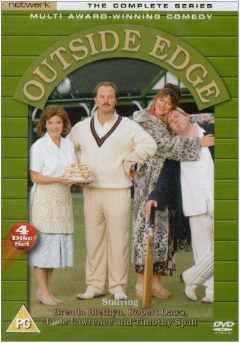 Outside Edge - Series 1-3 - Complete [DVD] [UK Import]