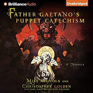 Father Gaetano's Puppet Catechism audiobook cover art