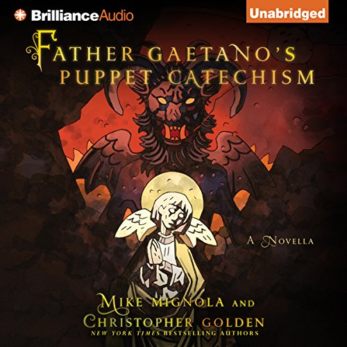 Father Gaetano's Puppet Catechism cover art