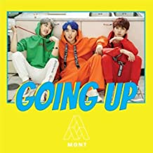 M.O.N.T [GOING UP] Mini Album CD+Booklet+1p Photo Card+Sticker Set+Tracking Number K-POP SEALED