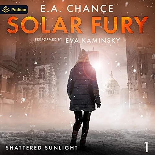 Solar Fury cover art