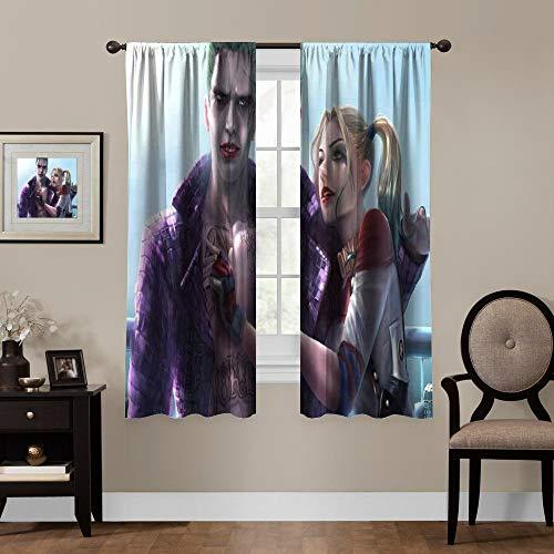 51fGtqHJCBL Harley Quinn  Curtains