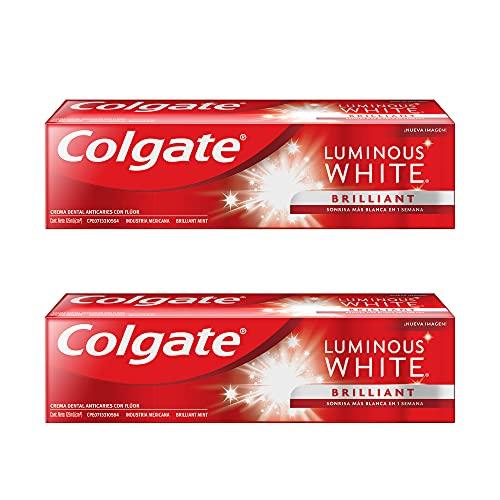 luminous white carbón activado fabricante Colgate