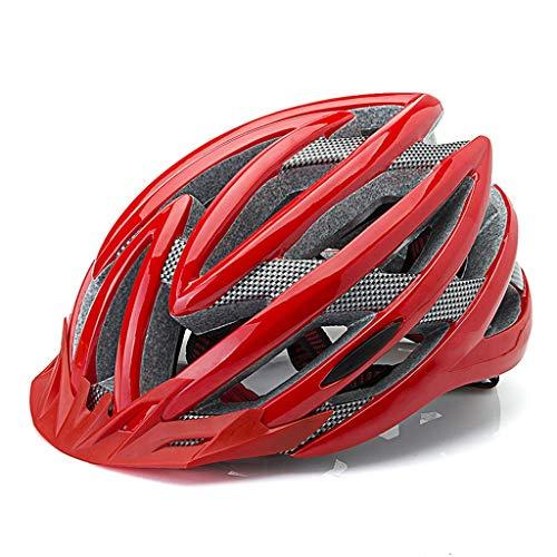 Las mujeres de Casco de ciclo de la bicicleta Ciclo cómodo Helme...