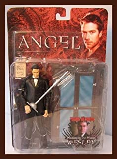 Angel - Buffy the Vampire Slayer Action Figure - Waiting in the Wings Wesley Alexis Denisof