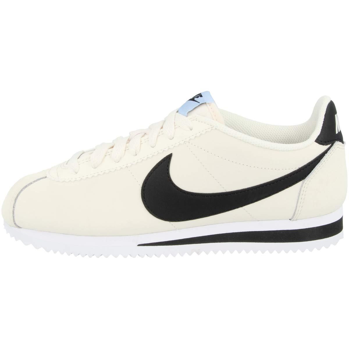 Amazon.com | Nike Women's Classic Cortez Leather | Fashion Sneakers