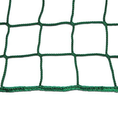 Seitenschutznetz 2 x 5m blau (2x5, grün)