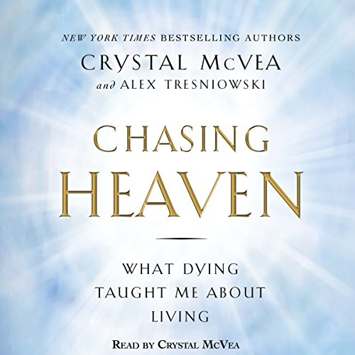 Chasing Heaven audiobook cover art