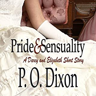 Pride and Sensuality audiobook cover art