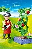playmobil jardinera