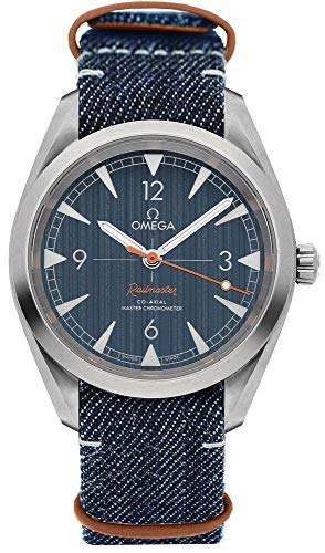 Omega Seamaster Railmaster Chronometer Co-Axial 40mm 220.12.40.20.03.001