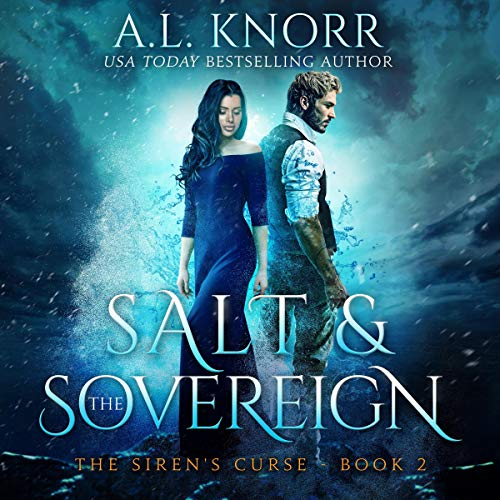 Couverture de Salt & the Sovereign
